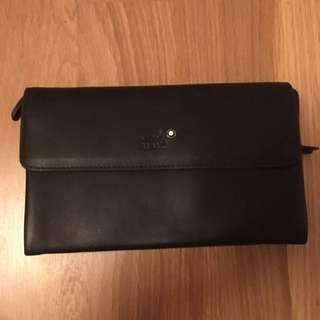 Mont Blanc Wallet Bag