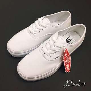 🎉新年優惠價🎉正品實拍Vans Era 全白經典款 帆布鞋 情侶鞋 小白鞋 現貨 預購