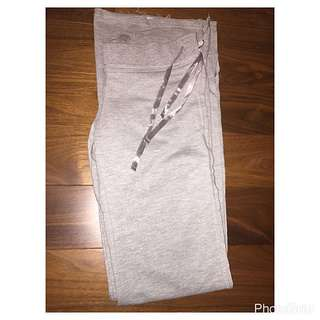 Grey Urban Behaviour Track Pants