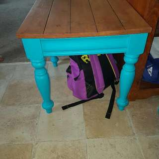 Small Upcycled Table