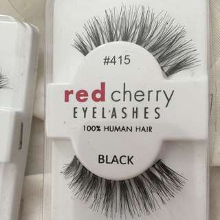 100% New red Cherry Lashes