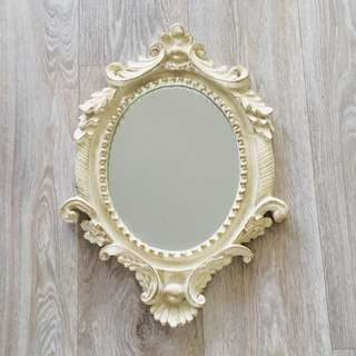 Vintage Look Mirror