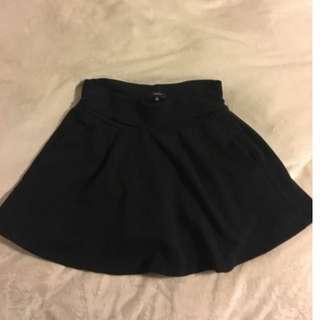 Dark Blue Talula Mini Skirt