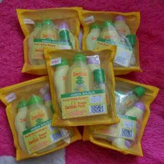 Sale Stock Zwitsal Travel Mini Pack