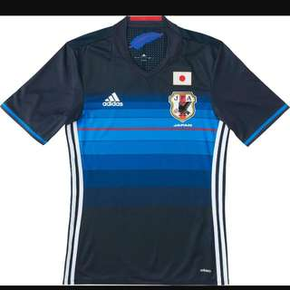 Japan Home Jersey (Latest 2016 Design)