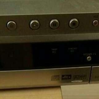 DVD Recording Player