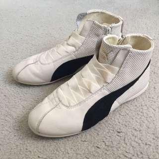 Sepatu Wanita Puma Eskiva Mid Putih US 6.5/37