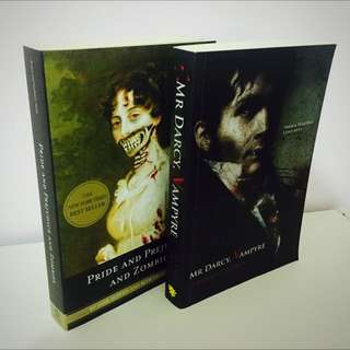 Pride And Prejudice Inspired Books
