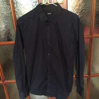 RDX Dark Navy Shirt - Small
