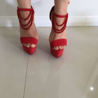 Marco Gianni Red Heels