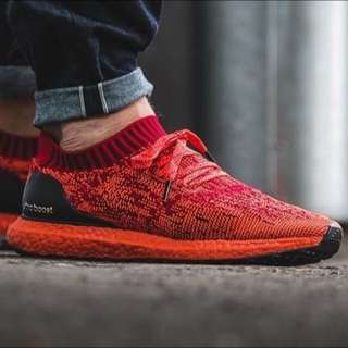 "Adidas Ultraboost Uncaged ""solared"""