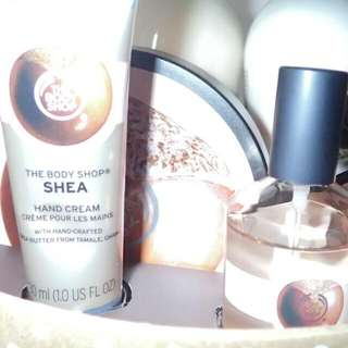 Body Shop Shea Ultimate Collection
