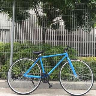 Blue City Bike