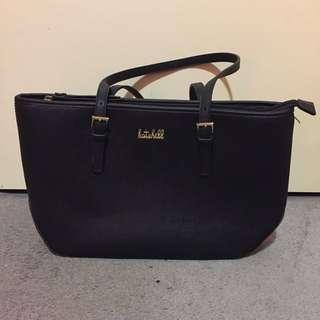 Kate Hill Handbag With Laptop Slot