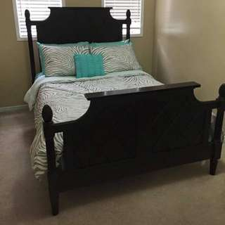 Bombay Double Bed