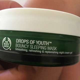 The Body Shop / Drops Of Youth
