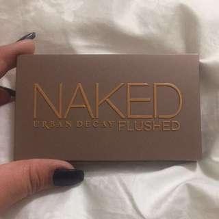 Naked Flushed- Streak