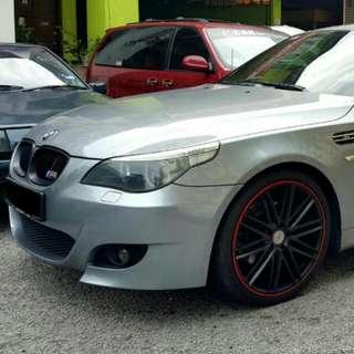 BMW E60 525I 05/09