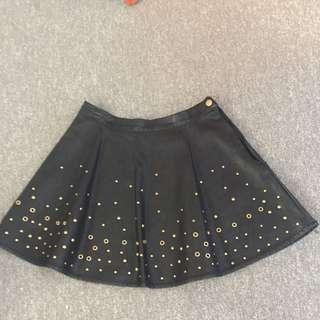 Forever 21 Pleather Skirt