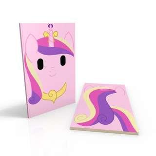 Princess Cadance - My Little Pony Note Book