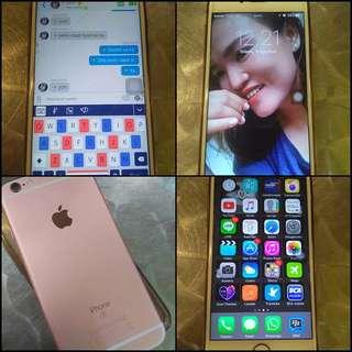 Jual Santai Iphone 6s Rosegold 64gb