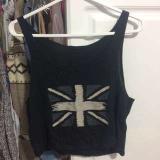 Brandy Melville Cropped Tank