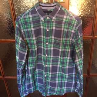 Vintage Tommy Hilfiger Shirt - Small