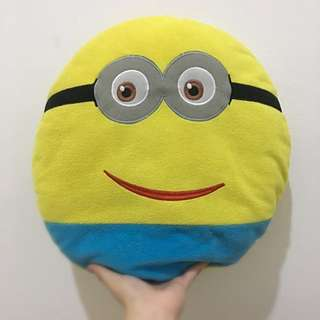 Minion Pillow