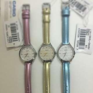 Enticer Casio Ladies Watch LTP Price Drop Xmas Best Gift