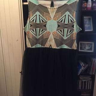 Size 16 Ally Dress