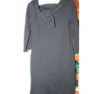 Cue 100% Wool dress with pockets size 10