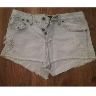 Bardōt Denim Shorts