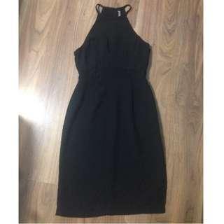 Forever 21 - Black Dress
