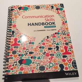 Communication Skills Handbook 4th Edition