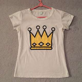 Crown Tee - One Size