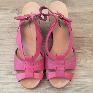 Hush Puppies Wedges Shoes