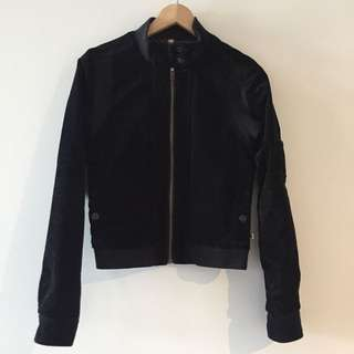 Black Jacket - Size S
