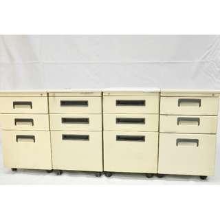 A13含運二手抽屜櫃、文件櫃、書櫃、檔案櫃、鐵櫃、收納櫃、超耐磨櫃面 X 6