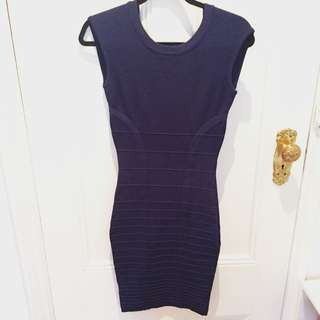 Guess By Marciano Size M Bandage Dress