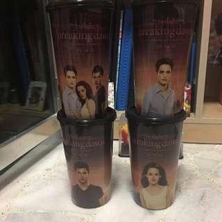 Twilight Saga - Breaking Dawn Part 1 Cups