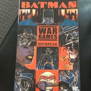 Batman: War Games Acts 1-3