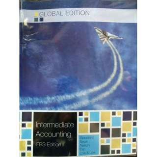 FRA: Intermediate Accounting IFRS Edition