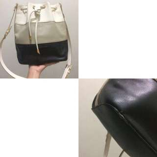 [SOLD] Charles and keith stripes