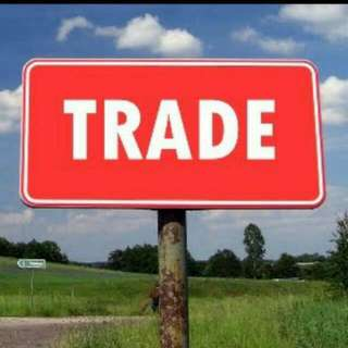 Any Item That I Need Can B Trade