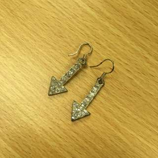 Arrow Earings