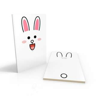 Cony - Line Characters Note Book