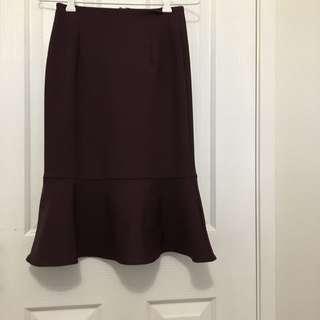 Kookai Peplum Skirt