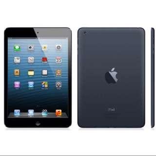 iPad Mini 1 Black 32GB Wifi Only