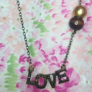 Love Vintage Necklace