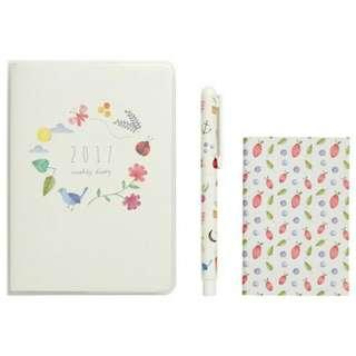 Kikki-k  SWEET DIARY SMALL GIFT PACK